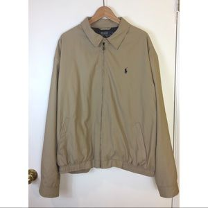 Polo Ralph Lauren Bi-Swing Windbreaker Size XXL